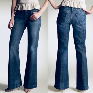 Citizens of Humanity Dunaway Full Leg Jeans 29